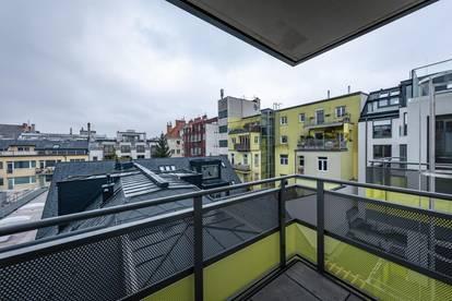 2-Zimmer in urbaner Lage mit perfekter Infrastruktur