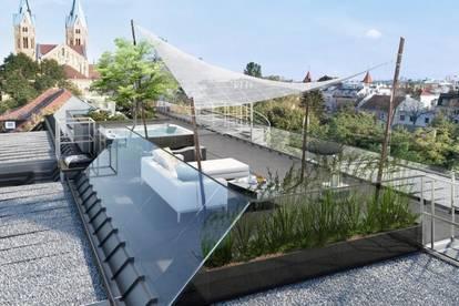 NACHHALTIGES WOHNEN IN DÖBLING - Exklusives Neubauprojekt in Toplage - Klimaaktiv!