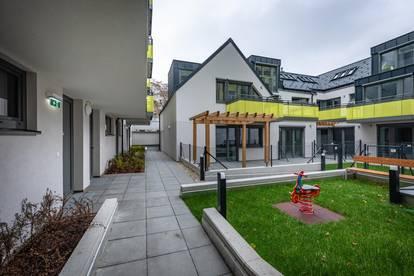 Neubau Erstbezug im Herzen von Meidling