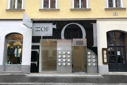 Kleine Shopfläche im Herzen Wiens