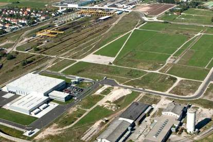Industriegrundstücke St. Pölten-Wörth