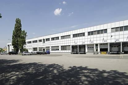 Projektentwicklung - Zentrumsnahes Logistikobjekt mit optimaler Verkehrsanbindung