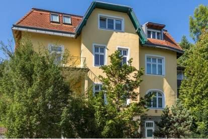 Prachtvolle private Zinsvilla in Toplage