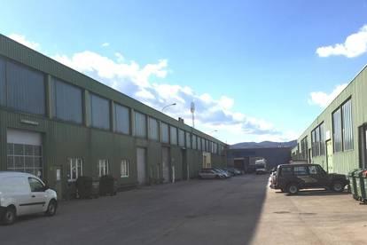 Lager- und Büroflächen in Brunn am Gebirge