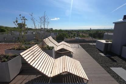 ERSTBEZUG - 2 Zimmer mit Garten und Benutzung der exklusiven DACHTERRASSE