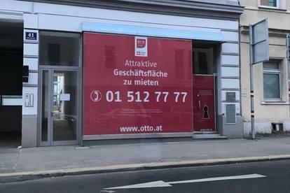 Attraktive Gastro-/Geschäftsfläche gegenüber Billrothgymnasium