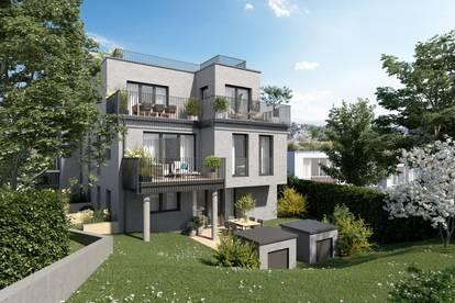 Weinbergblickapartment mit Eigengarten und Sonnenterrasse