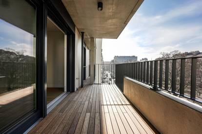 luxuriöses Appartement am Modenapark - Erstbezug -3 Zimmer - PROVISIONSFREI FÜR DEN MIETER