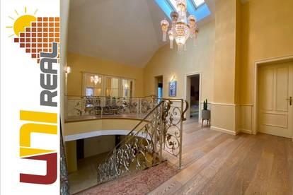 - UNI-Real - luxuriöse Villa in Grünruhelage