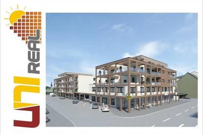 - UNI-Real - Stadt(T)raum in Feldkirchen - Dachterrassen Wohnung