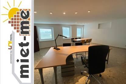 - miet-me - 300 m² großes Büro südlich von Wien! **teilbar**