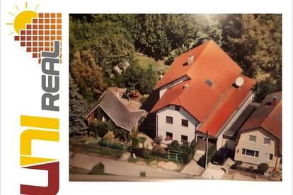 - UNI-Real - Gepflegtes Einfamilienhaus mit viel Platz