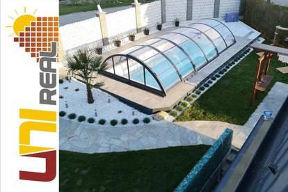- UNI-Real - modernes und gepflegtes Einfamilienhaus mit Garten!