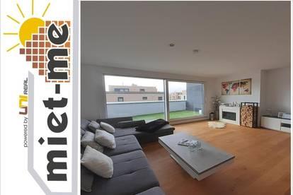 - miet-me - Exklusives Penthouse mit großer Dachterrasse