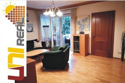 - UNI-Real - Helle 4 Zimmer Familienwohnung mit gemütlicher Loggia