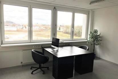Schönes 1-Raum Büro, günstige Miete im GTZ-Wels, provisionsfrei, TOP 83