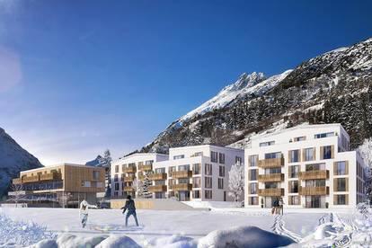 3 Zimmer-Luxus-Appartement in Galtür - Nähe Ischgl