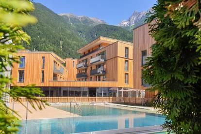 Oetz: 4 Zimmer-Apartment. Bezugsfertig. 100m zum Skilift.