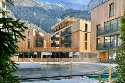 Oetz: 5 Zimmer-Apartment. Bezugsfertig. 100m zum Skilift.