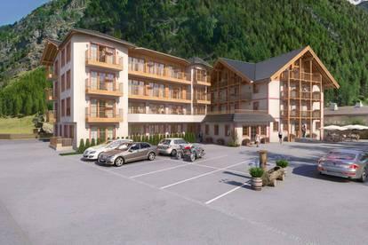 Sölden / Obergurgl - 3 Zimmer-Appartement