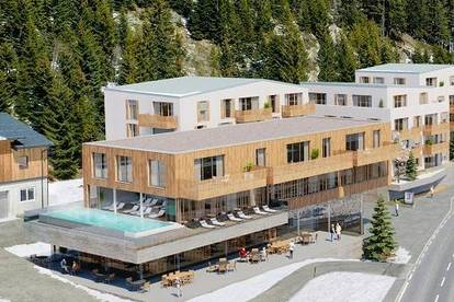 2 Zimmer-Apartment in Galtür / Ischgl