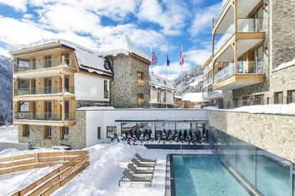 St Anton: Bezugsfertig, 3 Zimmer Apartment