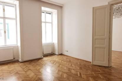 2 Zimmer Altbauwohnung in Toplage - Ruhige Innenhoflage