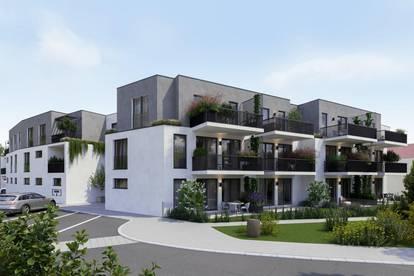 Empfehlung: modernes Wohnprojekt mit toller Architektur und hochwertiger Ausstattung - PROVISIONSFREI