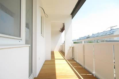 Tolles Angebot - Helle 2 Zimmer Wohnung mit ca. 22 m² großer, südseitiger Loggia