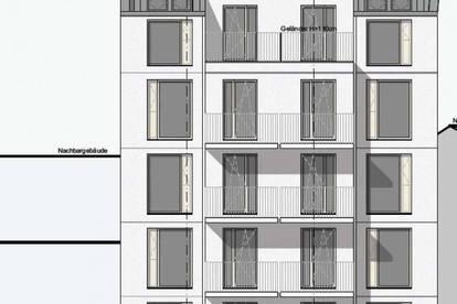 Baugenehmigtes Neubau-Projekt