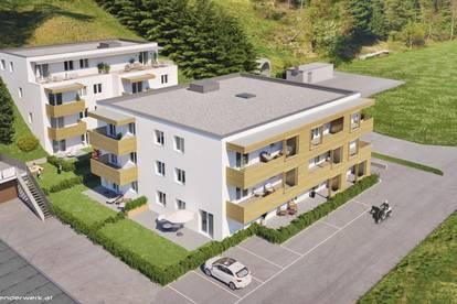 Neubau: 2-Zimmerwohnung in Sonnenlage von Terfens - Top A10