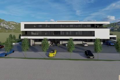 Neubau - Gewerbegebiet Zirler Wiesen - 130 bis 391 m² Bürofläche