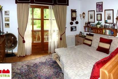 BAD KLEINKIRCHHEIM / STAUDACH - Möblierte 1 Zimmerwohnung