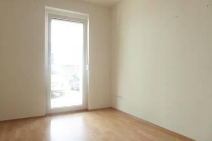 SINGLEHIT - RUHIGE 2 Zimmer-Wohnung mit Terrasse - Nähe Stadthalle