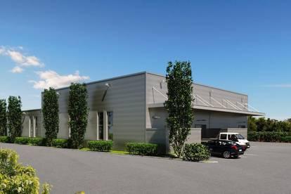 Beheizte Lagerhalle mit ca. 230 m² zu vermieten