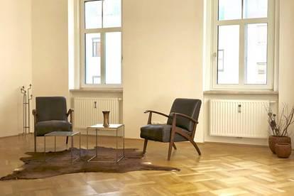 1. MONAT MIETFREI -Neu sanierte 3-Zimmer-Wohnung mit ruhigem Balkon