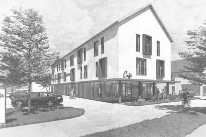Büro-/Gewerbefläche im Zentrum von Hausmannstätten zu vermieten - ab EUR 8,00/m²