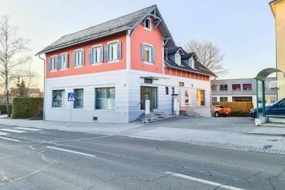 GEWERBEFLÄCHE 175m² -  nähe Hauptplatz Laßnitzhöhe