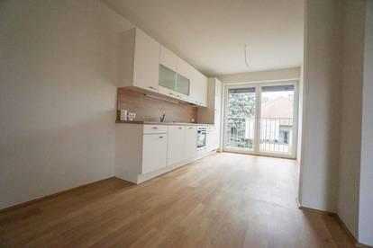 LEISTBARES WOHNEN - NEUBAU - Lichtdurchflute 2-Zimmer-Wohnung  mit Balkon in Leibnitz