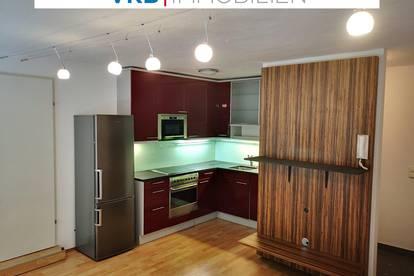 Gemütliche Wohnung mit Einbauküche in grüner Lage