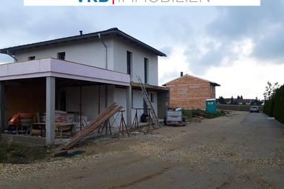 Neues Wohnprojekt Ried/I. zentrale Lage, Gartenstraße -Doppelhaushälfte (die ersten Häuser stehen bereits)!