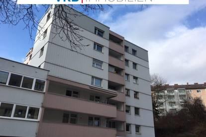 Froschberg: 4-Raum-Wohnung mit Loggia