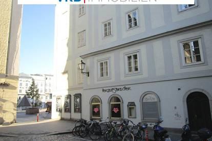 Altbaumietwohnung am Linzer Hauptplatz