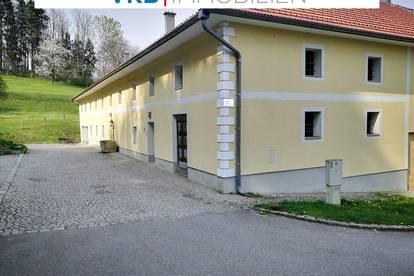 Geräumige Altbauwohnung mit Einbauküche im Grünen - Ein Silo (1 Etage) ist im Mietpreis inkludiert