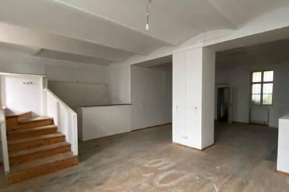 Atelier, Hobby- oder Lagerraum, mit Küche und WC