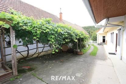Gemütliches Landhaus in ruhiger Lage mit Obstgarten zu kaufen