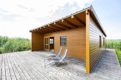 Seehaus in Rust mit drei Schlafzimmern!