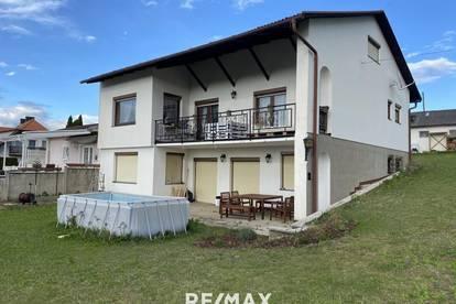 Zweifamilienhaus auf 1006 m² Grundstück