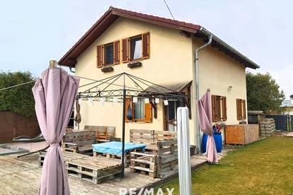 Einfamilienhaus beim Steinbrunner See