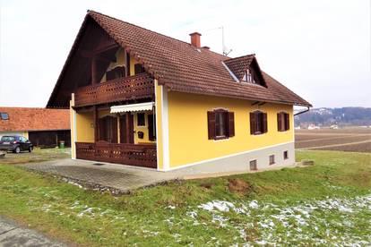 Kleines landwirtschaftliches Anwesen mit Tischlerei und gepflegtem Wohnhaus für den Hobbylandwirt in der beliebten Südoststeiermark ...!
